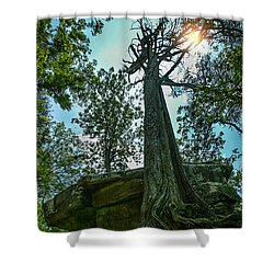 Lookout Mountain, Tn Shower Curtain