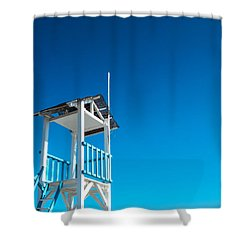 Lookout Shower Curtain