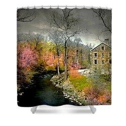Lorilard Mill Shower Curtain