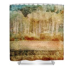 Loss Of Memory Shower Curtain