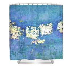 Lost And Found Shower Curtain by Filomena Booth