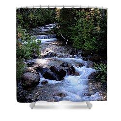 Lost Creek Shower Curtain