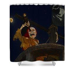 Lost Dutchman Shower Curtain by David Lee Thompson