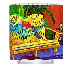 Lost Shaker Of Salt 2 Shower Curtain by Debbi Granruth