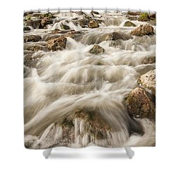 Lost Waterfall Shower Curtain