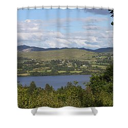 Lough Eske 4237 Shower Curtain