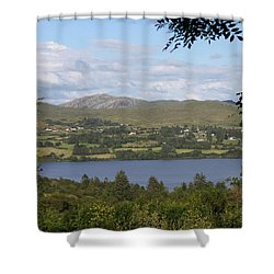 Lough Eske 4241 Shower Curtain