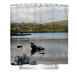 Lough Eske 4251 Shower Curtain