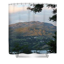 Lough Eske 4257 Shower Curtain