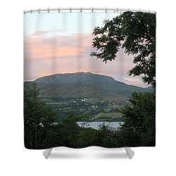 Lough Eske 4258 Shower Curtain