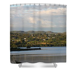 Lough Eske Shower Curtain