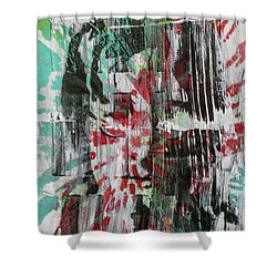 Love And Peace Are Eternal Shower Curtain