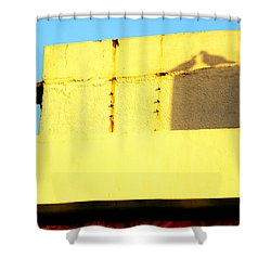Love Arranged By Nature Shower Curtain