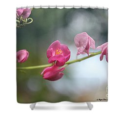 Shower Curtain featuring the photograph Love Chain2 by Megan Dirsa-DuBois