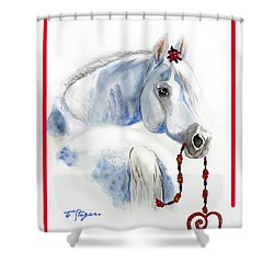 Love For Christmas Shower Curtain