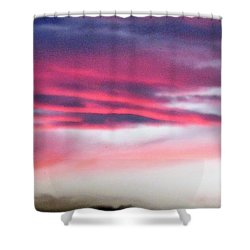 Love For Cora Shower Curtain