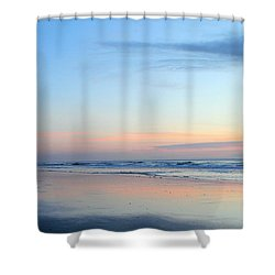 Love Is In My Life Shower Curtain by Fiona Kennard