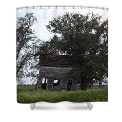 Love Long Ago Close Up Shower Curtain by Caryl J Bohn