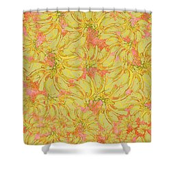 Love Nest 1 Viewb Shower Curtain