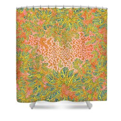 Love Nest 2 Shower Curtain