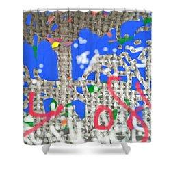 Joy Of Living Shower Curtain