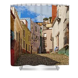 Love Street Shower Curtain
