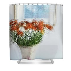 Love To Mother Shower Curtain