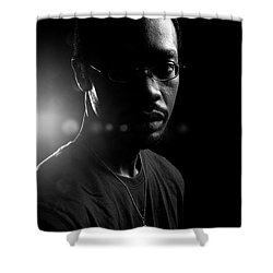Loved. Shower Curtain