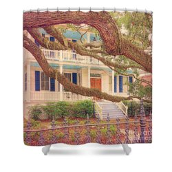 Lovely Old South Shower Curtain