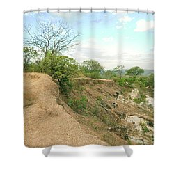 Shower Curtain featuring the photograph Lovers Forever by Beto Machado