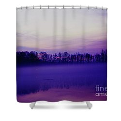 Loves Passion Shower Curtain