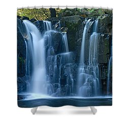 Lower Johnson Falls 2 Shower Curtain