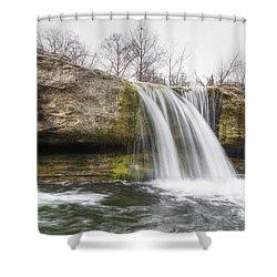 Lower Mckinney Falls Shower Curtain