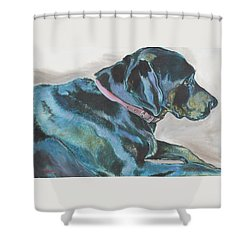 Loyalty Shower Curtain