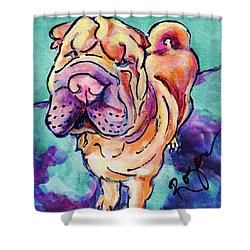 Lucca Shower Curtain