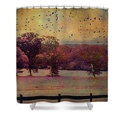 Lucid Ehereal Dream Shower Curtain