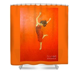 Lucky Impression Shower Curtain