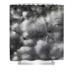 Lucy In The Sky... Shower Curtain