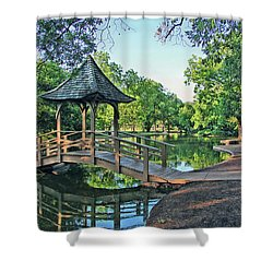 Lucy Park Shower Curtain