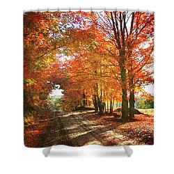 Lupton Road Shower Curtain