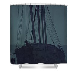 Luther Little Shower Curtain