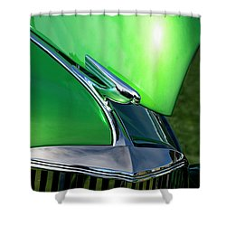 Luxurious Shower Curtain by Betty Depee