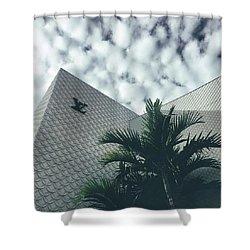 Lv Miami Shower Curtain