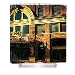 Lyric Theater Shower Curtain by Phillip Burrow