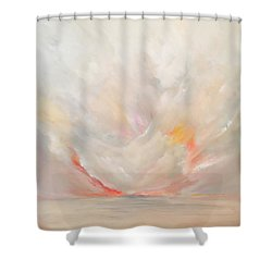 Lyrical Shower Curtain