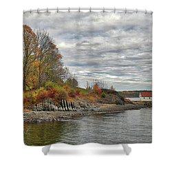 Lysaker Shower Curtain