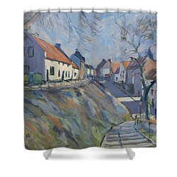 Maasberg Elsloo Shower Curtain