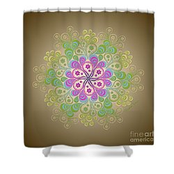 Mabel Shower Curtain