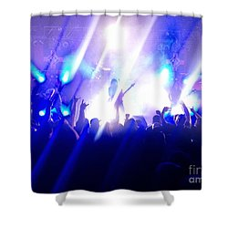 Machine Head 2 Shower Curtain