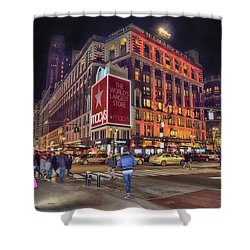 Macy's Of New York Shower Curtain